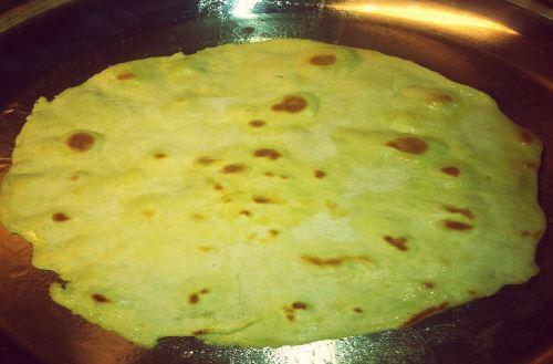 flour tortilla pyg